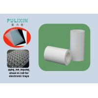 Wholesale Clear Anti Static PP Plastic Sheet Thermoforming Plastic Rolls For Vacuum Forming from china suppliers