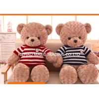 Wholesale 60 cm / 80 cm Height Teddy Bears Animal Plush Toys With Knitted Sweater from china suppliers
