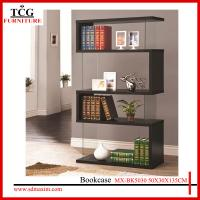 Wholesale Target wooden room divider bookcase from china suppliers