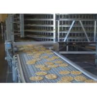Wholesale Durable Arabic Bread Production Line 12000 Pieces Per Hour With Industrial Proffer from china suppliers