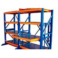 Wholesale Blue Heavy Duty warehouse storage racks Conveniently Assembling Type from china suppliers