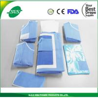 Wholesale Disposable Surgical Drape With High Quality In Disposable Sterile Laparoscopy Pack from china suppliers