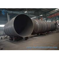 Quality ASME 200M3 overground horizontal type cylinder LPG storage tank for sale