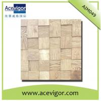 Wholesale Uneven surface mosaic tiles for wall decoration from china suppliers