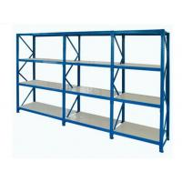 Wholesale Warehouse Steel Medium Duty Storage Rack With Upright Fram And Beams OEM Service from china suppliers