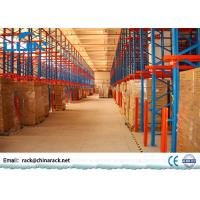Wholesale Storage Equipment  Drive Through Racking System For Industrial / Workshop from china suppliers