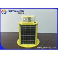Wholesale Red Solar Obstruction Light With Die Casting Aluminum ICAO FAA Standard from china suppliers