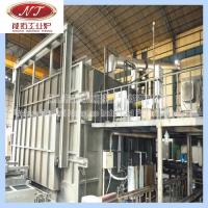 Buy cheap high temperature aluminum ingot adc 12 homogenizing furnace from wholesalers