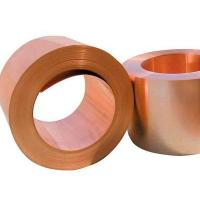 Buy cheap beryllium copper alloys C17300 coil from wholesalers