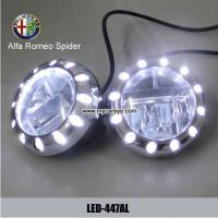 Wholesale Alfa Romeo Spider front fog lamp assembly LED daytime running lights from china suppliers