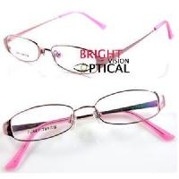 Wholesale Woman′s Full Rim Purple/Pink Fashion Optical Eyeglasses Frames (9655) from china suppliers