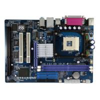 Socket 478 Intel® 845GV ISA Motherboard 2 PCI for ISA industrial pc mainboard