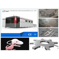 Wholesale 4000 W 6000w Fiber Metal Laser Cutter , Stainless Steel Laser Cutting Machine from china suppliers