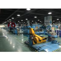 Wholesale Single Wire Dia 6 - 25mm Cable Stranding Machine 200 M / Min Horizontal Accumulator from china suppliers