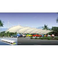 Wholesale Waterproof Metal Car Park Shades , Outside Driveway Carport Canopy Modern Structure from china suppliers