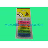 Buy cheap Customized Funny Tabbed Sticky Notes For Signing , Self Adhesive Notes from wholesalers
