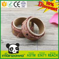 Quality Best price wholesale meets SGS washi tape tack lasting not bad die cut tape for sale