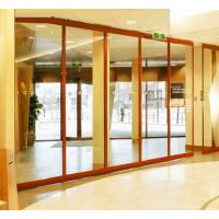 Wholesale Aluminum Frameless Operable Sliding Glass Partition Wall 12mm Thickness from china suppliers