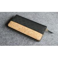 Wholesale Customized Cork Clutch Bag, with PU material from china suppliers