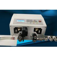 Buy cheap RS-16T Cutting And Stripping Cable Machine For Max 12MM OD cables from wholesalers