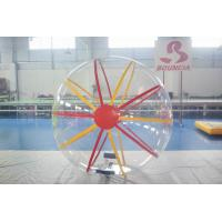 Wholesale Transparent Inflatable Water Walking Ball / Water Rolling Ball For Fun from china suppliers
