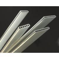 Wholesale Multi - Port Extrusions / Microchannel Aluminum Extruded Tubes 1100 / 3003 / 3102 from china suppliers