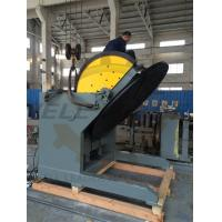 Wholesale Heavy Duty Tiltable & Rotary Welding Positioner SKF bearing 2M table VFD control from china suppliers
