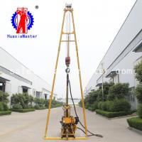 China High Quality HZ-200Y Hydraulic Rotary Drilling Rig for rock and water well drilling rig on sale