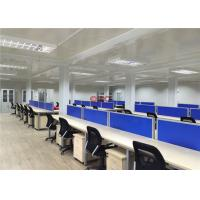 International Modern Mobile Office Containers Prefabricated Office Buildings