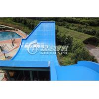 Wholesale Holiday Resort Swing Water Slide Surf Wave Pool for Family Members Summer Entertainment from china suppliers