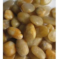 Wholesale yellow pebble tiles from china suppliers