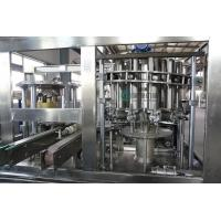 Wholesale 2 In 1 Monoblock Edible Oil Filling Machine / Sunflower Cooking Oil Filling Machine from china suppliers