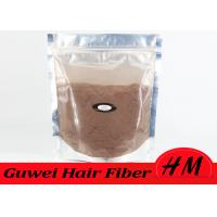Wholesale No Bactericide Fake Hair Powder , Mens Fiber Hair Products For Thinning Hair from china suppliers
