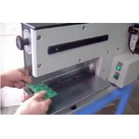 Quality Semi - Auto PCB Separator Machine 0.3mm Components Distance To V Cut Line for sale