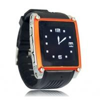 Wholesale MQ668 Bluetooth smart watch phone GSM unlocked with camera black color from china suppliers