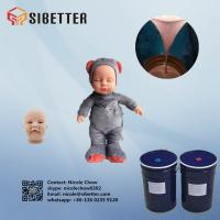 Quality Medical Grade Lifecasting RTV Liquid Silicone Rubber for Rubber Baby Doll for sale