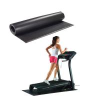 Wholesale Eco-friendly PVC Treadmill Floor Mat Non-Slip / Thick Treadmill Mat For Carpet from china suppliers