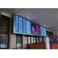 Buy cheap 8mm Pitch Digital Full Color Outdoor LED Display Fixed Installation from wholesalers