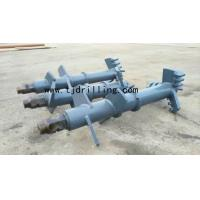 China riple-Axis Auger 550mmwith Mix Paddles  for Smw (soil mix wall) on sale