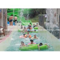 Wholesale Giant Lazy River Swimming Pool Commercial Lazy River Equipment For Family from china suppliers