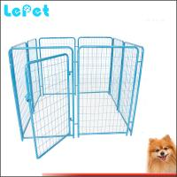 5x5x4 ft heavy strong blue animal pet cage