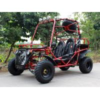 Buy cheap Horizontal Single Cylinder 200cc Adult Go Kart 80km/H With CDI Ignition System from wholesalers