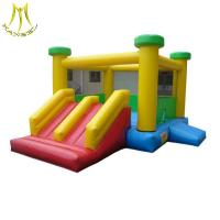 Wholesale Hansel guangzhou inflatable obstacle children toy inflatable play area for children in stock from china suppliers