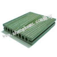 Buy cheap 120 emboss outdoor floor wpc wall panel waterproof baord from wholesalers