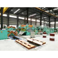 Wholesale CRS Stainless Steel Slitting Line Machine , Steel Coil Cutting Machine from china suppliers
