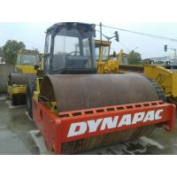 Dynapac CA25D Second Hand Road Roller 10 Ton Used Double Drum Roller