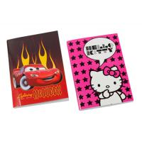 Wholesale Disney cartoon character soft paper cover Personalised Notepad from china suppliers