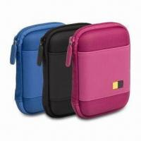 Wholesale Portable Hard Drive Case with Slimline Design, Measures 6.75 x 5 x 1.75 Inches from china suppliers