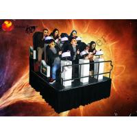 Wholesale Rich Real Interactive Movie 9D Action Cinemas with Wraparound Screen from china suppliers