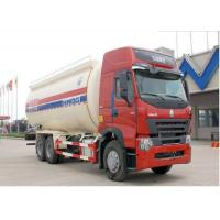 Wholesale HOWO Dongfeng 6X4 Cement Carrier Truck 3 Axles 18 - 36 cbm For Coal Powder / Cement from china suppliers